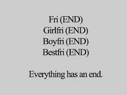 Quotes About Bad Friendships Ending QuotesGram Quotes And Poetry Interesting Quotes About Friendship Ending