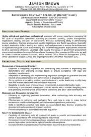 government resume samples example federal government resume federal resume sample