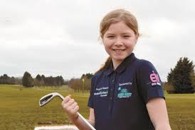10-year-old golf prodigy could soon compete in adult competitions ...