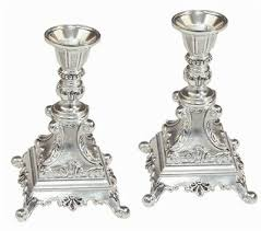 Image Stand Elegant Candle Holders Set Silver Plated Candlesticks Inches Ebay Elegant Candle Holders Set Silver Plated Candlesticks Inches