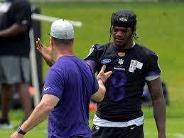 Ravens QB Lamar Jackson has tested ...