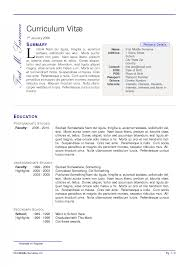 Resume Latex Template Format 1 Page Software Eng Sevte