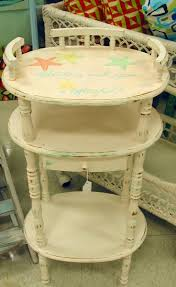 tropical painted furniture. sold hand painted table wish upon a starfish tropical beach home decor at furniture