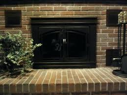 fireplace screen home depot canada flat screens ca ideas doors fireplace screen
