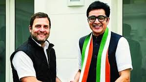 """Ex IPS Ajoy Kumar—The """"Doctor"""" Who Has Injected New Life into Cong"""