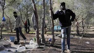 """Résultat de recherche d'images pour """"photos migrants maroc"""""""