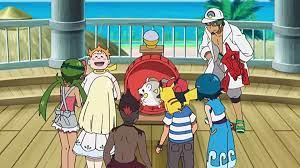 Pokemon the series Sun and Moon Ultra Legends episode 19 - video Dailymotion