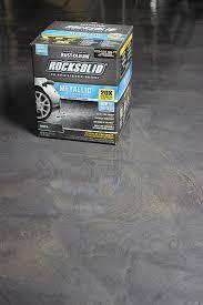 garage floor coating with rust oleum