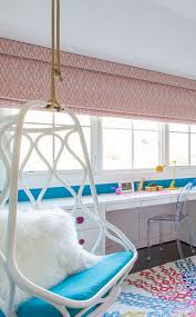 bedroom chairs for teenage girls. Ombre Teen Girls Bedroom With Hanging Chair // Nicole Hollis Lonny Chairs For Teenage O