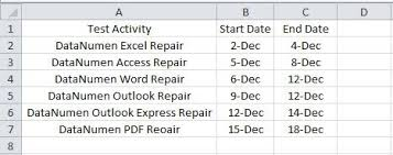 Gantt Chart Excel Pdf How To Show Tasks In An Intuitive Gantt Chart In Your Excel
