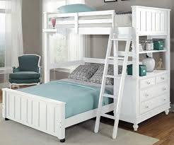 Image Difference Between 1040 Twin Size Loft Bed With Full Size Lower Bed Lakehouse Collection Ne Kids Furniture In White Ekidsroomscom 1040 Twin Size Loft Bed With Full Size Lower Bed Lakehouse