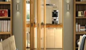 interior accordion glass doors. [Interior] Modern Interior Accordion Glass Doors And Folding Doors: