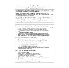 daily lesson log format daily log of lesson template for senior high school k to grade 2