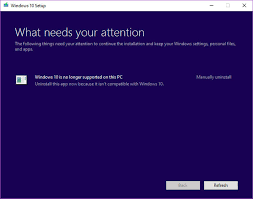 Microsoft Cuts Off Windows 10 Support Early For Some Pcs Zdnet