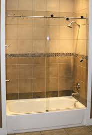 sliding shower doors over tub. Perfect Tub With Sliding Shower Doors Over Tub A