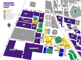 Hancock Stadium Seating Chart Lsu Baseball Parking Information Policies Map Lsu Tigers