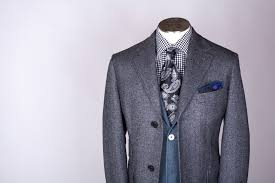 Q: What type of garment is this? A: A wool/cashmere blend winter overcoat.