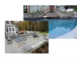 pool patio paver design ct pool