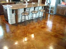 charming stained concrete floor stained concrete floor stained concrete floors diy cost