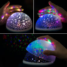 Can Light With Night Light Space Themed Led Night Light Projector