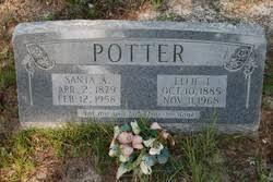 Effie Irene Williams Potter (1885-1968) - Find A Grave Memorial