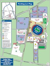 Ralph Wilson Stadium Handicap Parking
