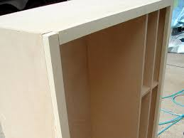 Making A Wall Cabinet How To Build A Wall Cabinet How Tos Diy