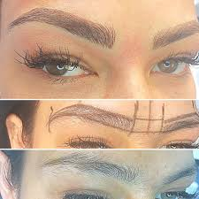 in turn permanent eyebrows will appear multi dimensional incredibly realistic and beautifully shaped