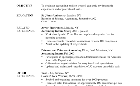 Command Post Controller Sample Resume Resume For Internship