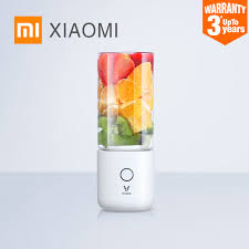 XIAOMI MIJIA <b>VIOMI Blender Electric</b> Kitchen Mixer Juicer Fruit Cup ...