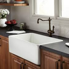 farm sink sizes. Plain Sink Kitchen Farm Sink Hillside Inch Wide Apron From Dxv Bathroom Vanity Sizes  Cream Ideas Grey Mat Hammered Stainless Steel Cabinet Width Outdoor Garden Black  With I