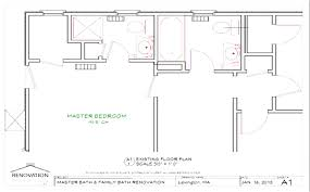 Master Bathroom Design Layout - Home Design