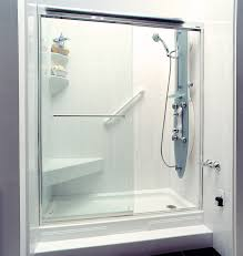 How to Clean Acrylic Shower Wall Surround -