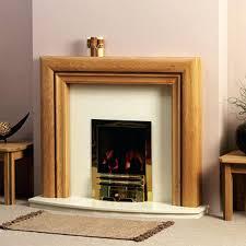 oak fireplace oak fireplace mantel shelf