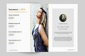 indesign photography magazine template 20 pages fashion lookbook brochure template master page auto page number paragraph style