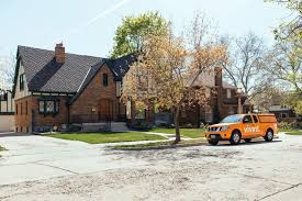 in home safety guide vivint orange truck outside of home professional install home security setup