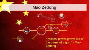 Mao Zedong by Emmanuel Santana