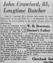 John Wesley Crawford (1882-1966) obituary - Newspapers.com