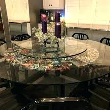 48 round glass table top glass table top x clear amp colored round glass table tops
