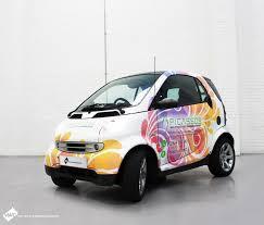 Smart Car Design Studio Psc 3 Smart Smart Car Car Wrap Car
