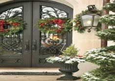 christmas front door decorationsXmas Front Door Decorations  Home Design Ideas and Inspiration
