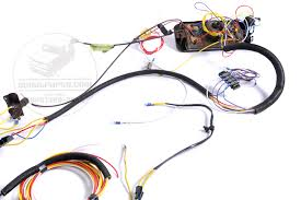 international pickup travelall parts com wiring harness international 1937 d 2 truck