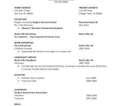 Template Free Job Resume Examples And Samples Download Entry Level