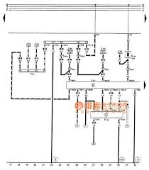 communication circuit circuit diagram com santana 2000 gsi at the control unit of automatic transmission multi function switch