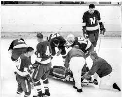 See also list of ice hockey players who died during their playing career, which includes deaths not related to play. Star Investigation What Really Killed Nhl S Bill Masterton The Star