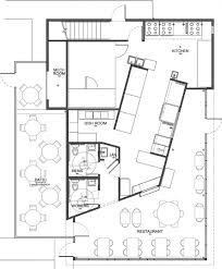 Asian Kitchen Design Restaurant Floor Plan Plans With Islands U Shaped