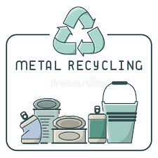 Logo Metal Recycling Stock Illustrations – 1,554 Logo Metal Recycling Stock  Illustrations, Vectors & Clipart - Dreamstime