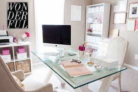 office desk decor. We Have Selected The Pretties Desk Decor, Best Home Office Ideas For  Bloggers And Girl Bosses Decor