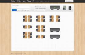 Make A Seating Chart Online Free Jasonkellyphoto Co