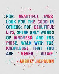 Audrey Hepburn Beauty Tips Quote Best of Beauty Tips From Audrey Hepburn MoveMe Quotes